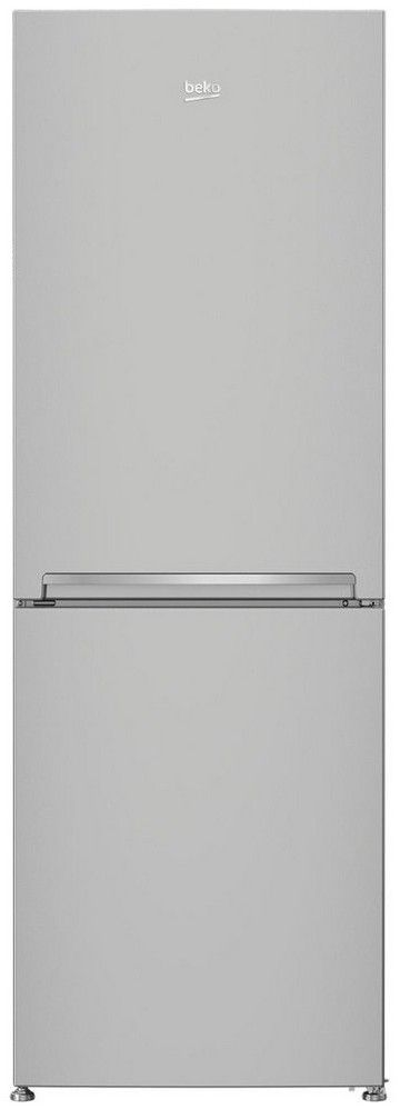 Beko 10 4 Cu Ft Bottom Freezer Refrigerator Silver Bfbf2412sl