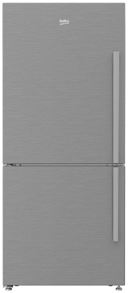 Ft Bottom Freezer Refrigerator Fingerprint Free Stainless Steel Bfbf3018ssiml