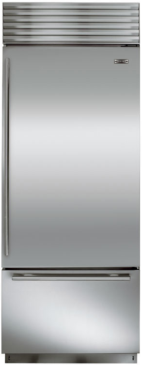 Sub-Zero® 17.4 Cu. Ft. Built In Bottom Freezer Refrigerator ... on