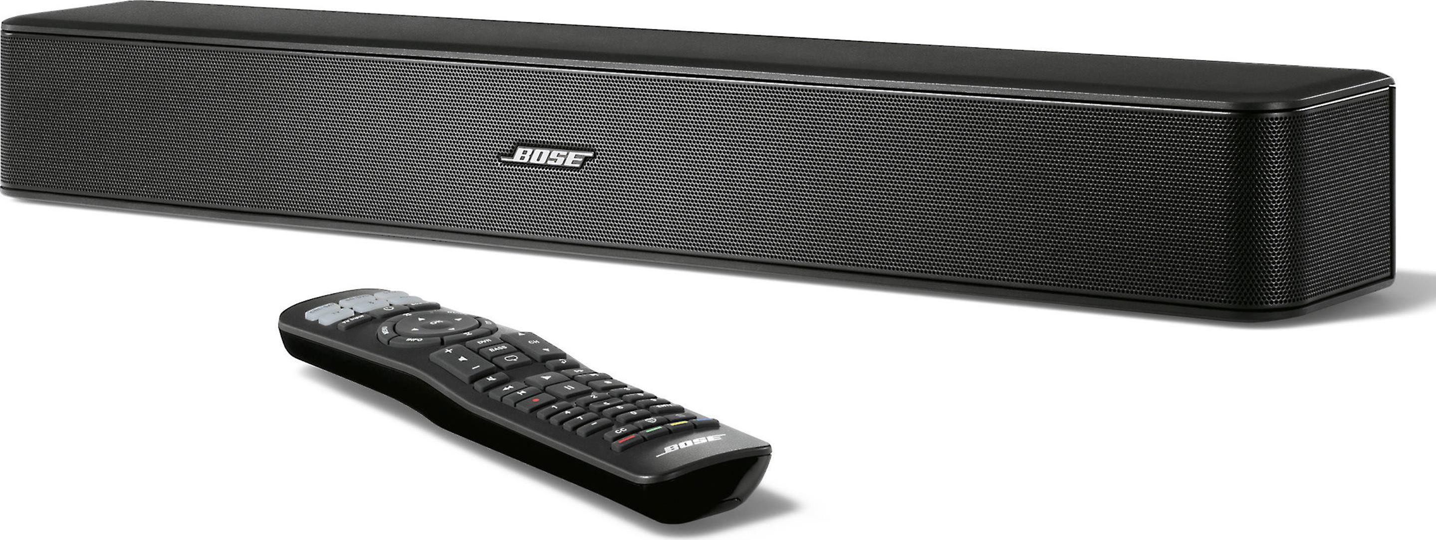 Bose® Solo 5 Black TV Sound System-732522-1110