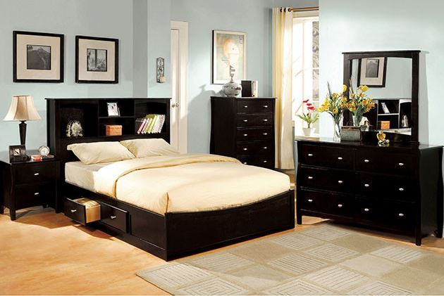 Furniture Of America Brooklyn Bedroom Collection Brooklyncollection
