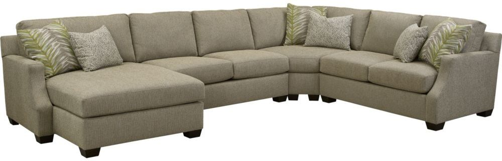 Exceptionnel Broyhill® Chambers Left Arm Facing Corner Sofa 4212 320