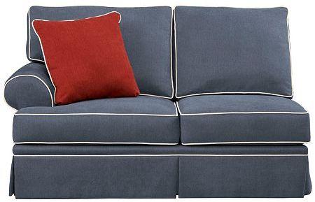 Emily LeftArm Full AirDream Sofa Sleeper62638A