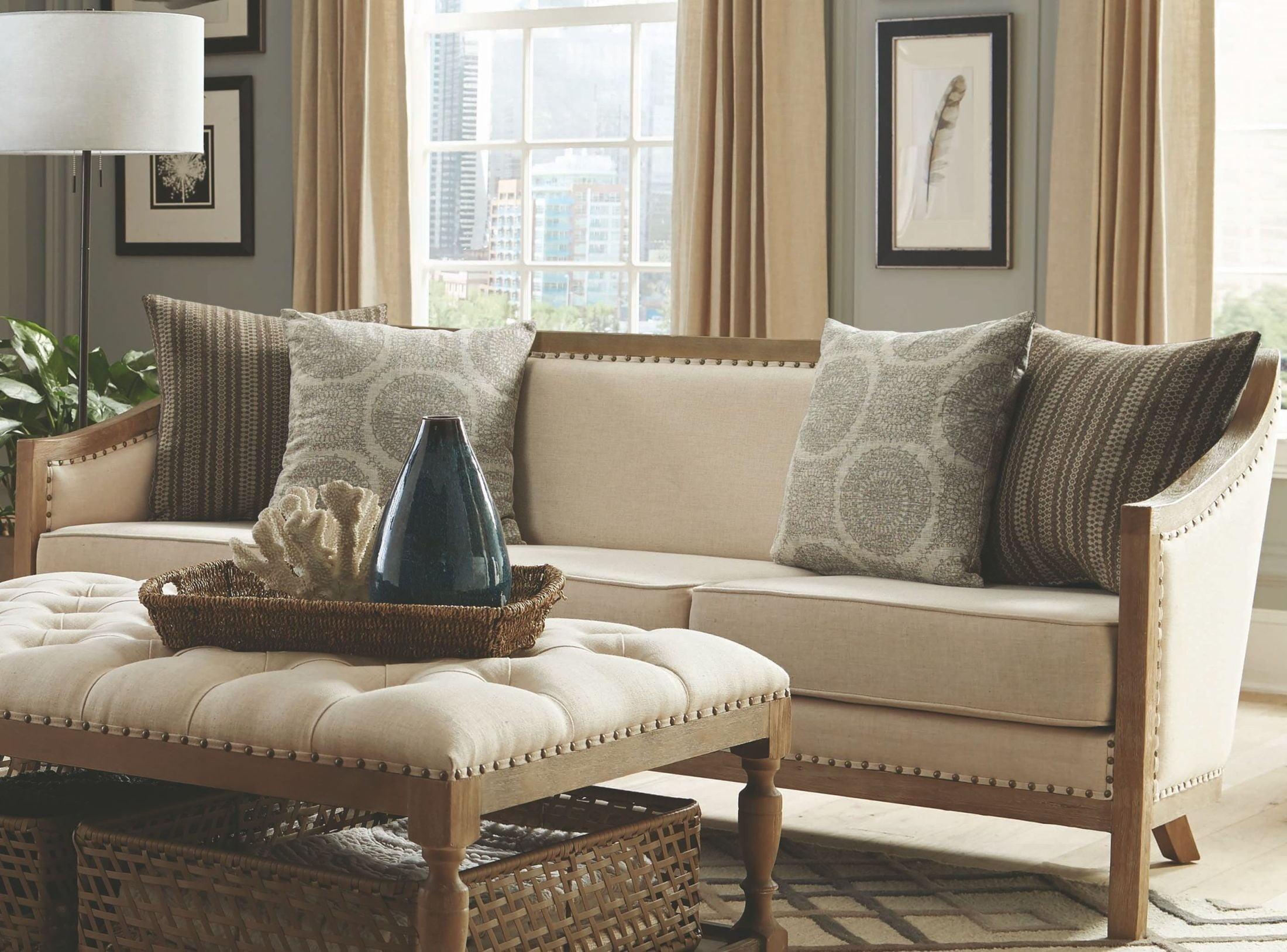 awesome Donny Osmond Sofa Part - 12: Coaster® Donny Osmond Home™ Hamilton Sofa-508121