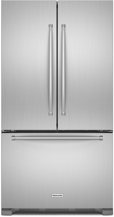 Kitchenaid 174 20 0 Cu Ft Counter Depth French Door