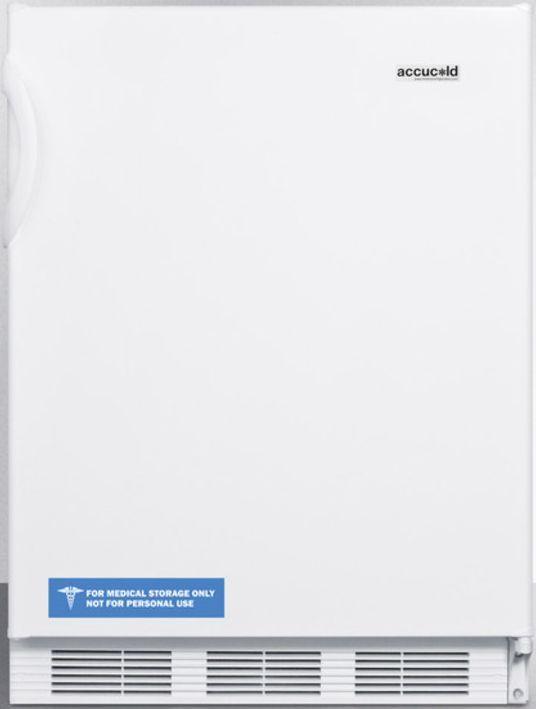 Summit® 5.5 Cu. Ft. White Compact Refrigerator-AL750