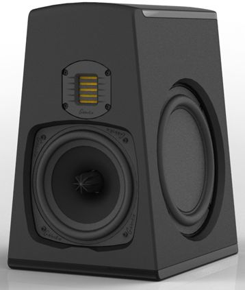 GoldenEar TechnologyR Aon Series 14 Bookshelf Speaker AON 3
