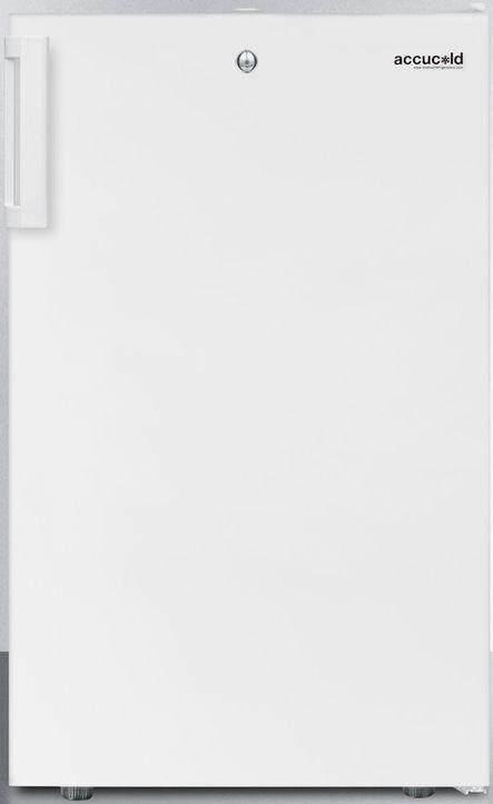 Summit® 4.1 Cu. Ft. White Compact Refrigerator-CM411L7ADA
