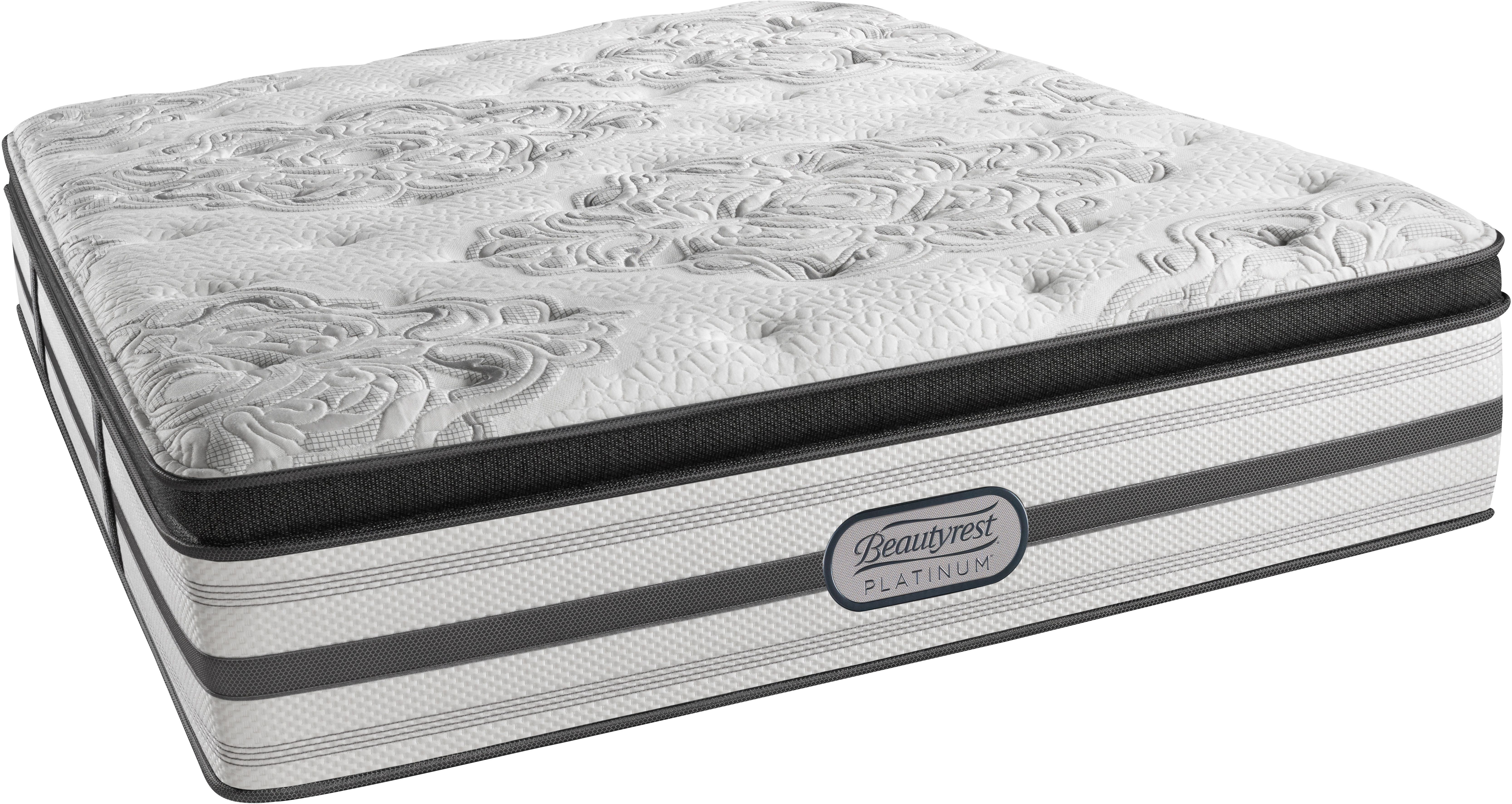 beautyrest recharge world class. Simmons® Beautyrest® Recharge World Class Platinum Cinnamon Luxury Firm Pillow Top Mattress - Full Beautyrest A