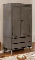 Furniture Of America® Lennart I Armoire CM7386GY AR