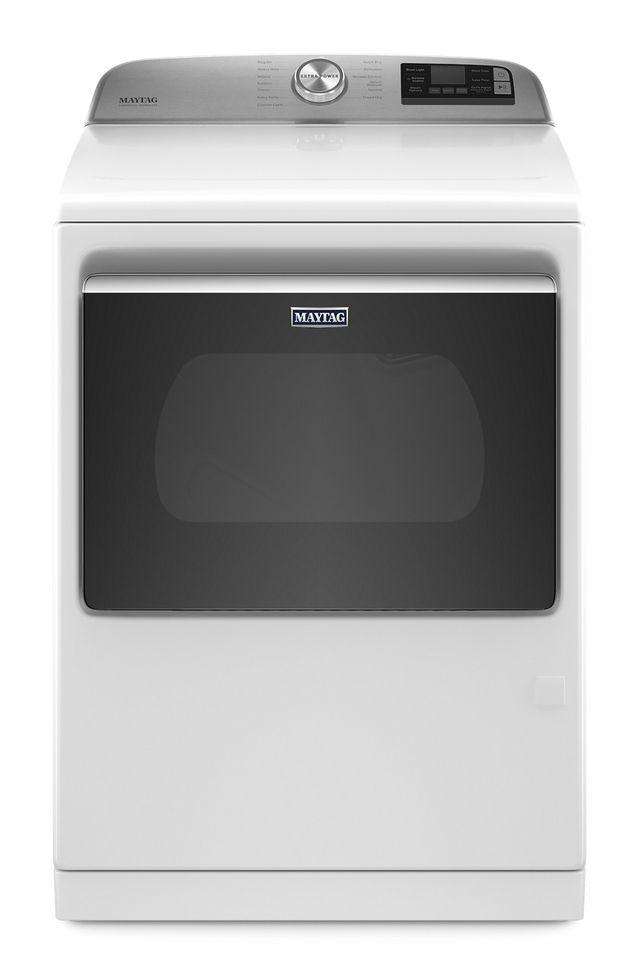 Maytag 174 7 4 Cu Ft White Top Load Gas Dryer Mgd7230hw