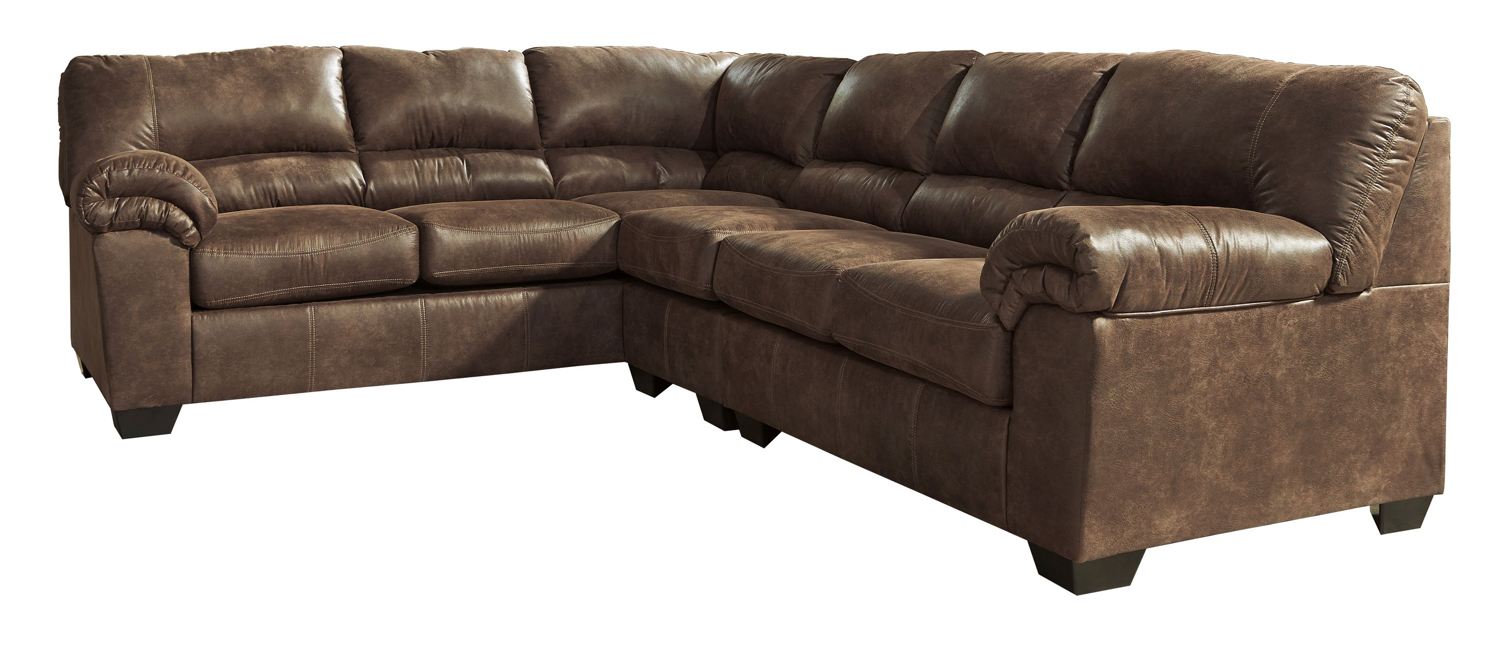 Signature Design by Ashley® Bladen Coffee 3 Piece Sectional ...
