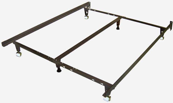 Tempur-Pedic® Heavy Duty Bed Frame-California King-45705180 Home ...
