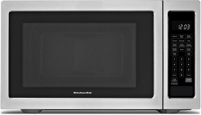 Kitchenaid 174 Architect 174 Series Ii Countertop Microwave Oven