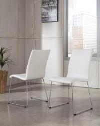 AshleyR D Dining UPH Side Chair 2 CN D5100 10