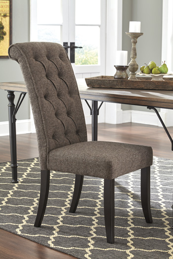 Ashley® Dining UPH Side Chair (2/CN) D530 02