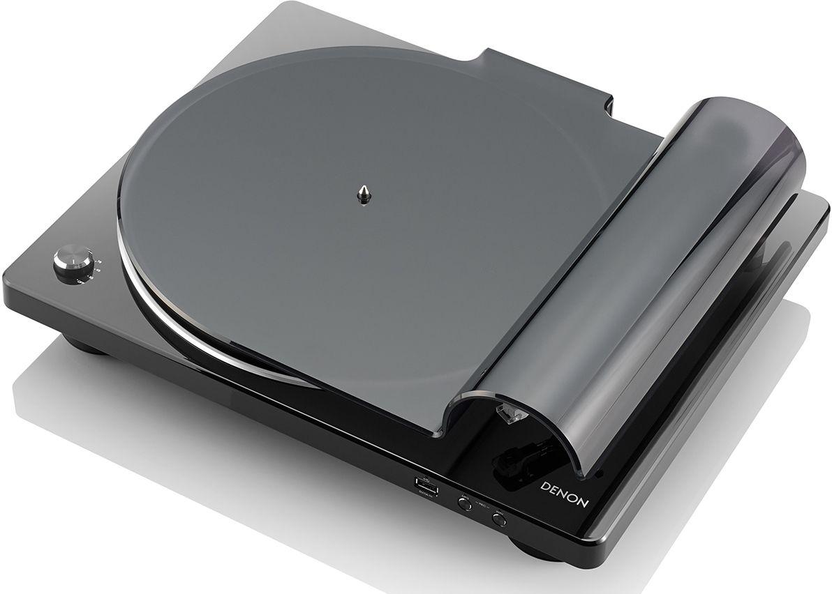Denon® Hi-Fi Turntable-DP450USB   Speaker Shop