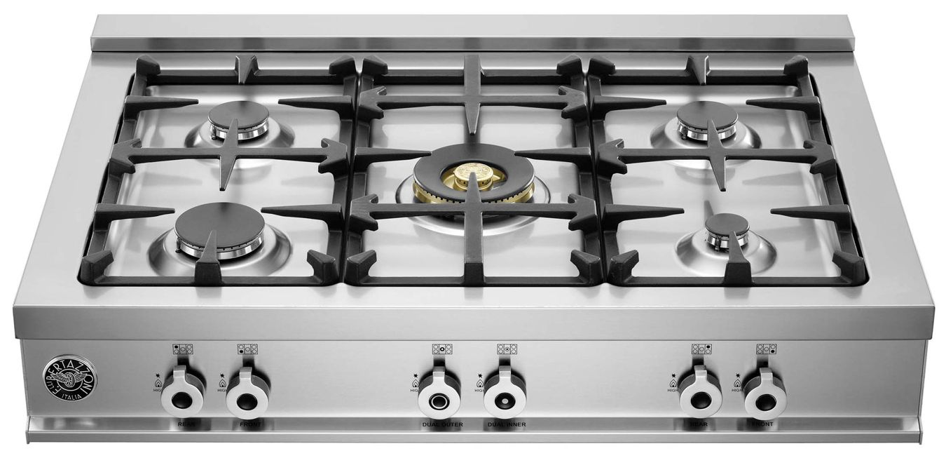 Bertazzoni Professional Series 36 Quot Stainless Steel Gas