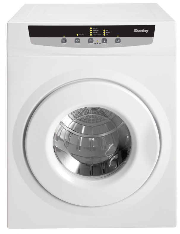 Dryers danby front load electric portable dryer white ddy060wdb sciox Choice Image