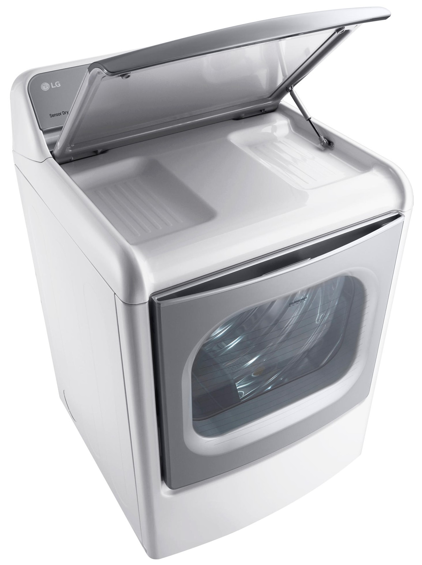 Lg Front Load Electric Dryer White Dlex7700we Dc Appliance Together With Samsung Clothes Additionally Maytag