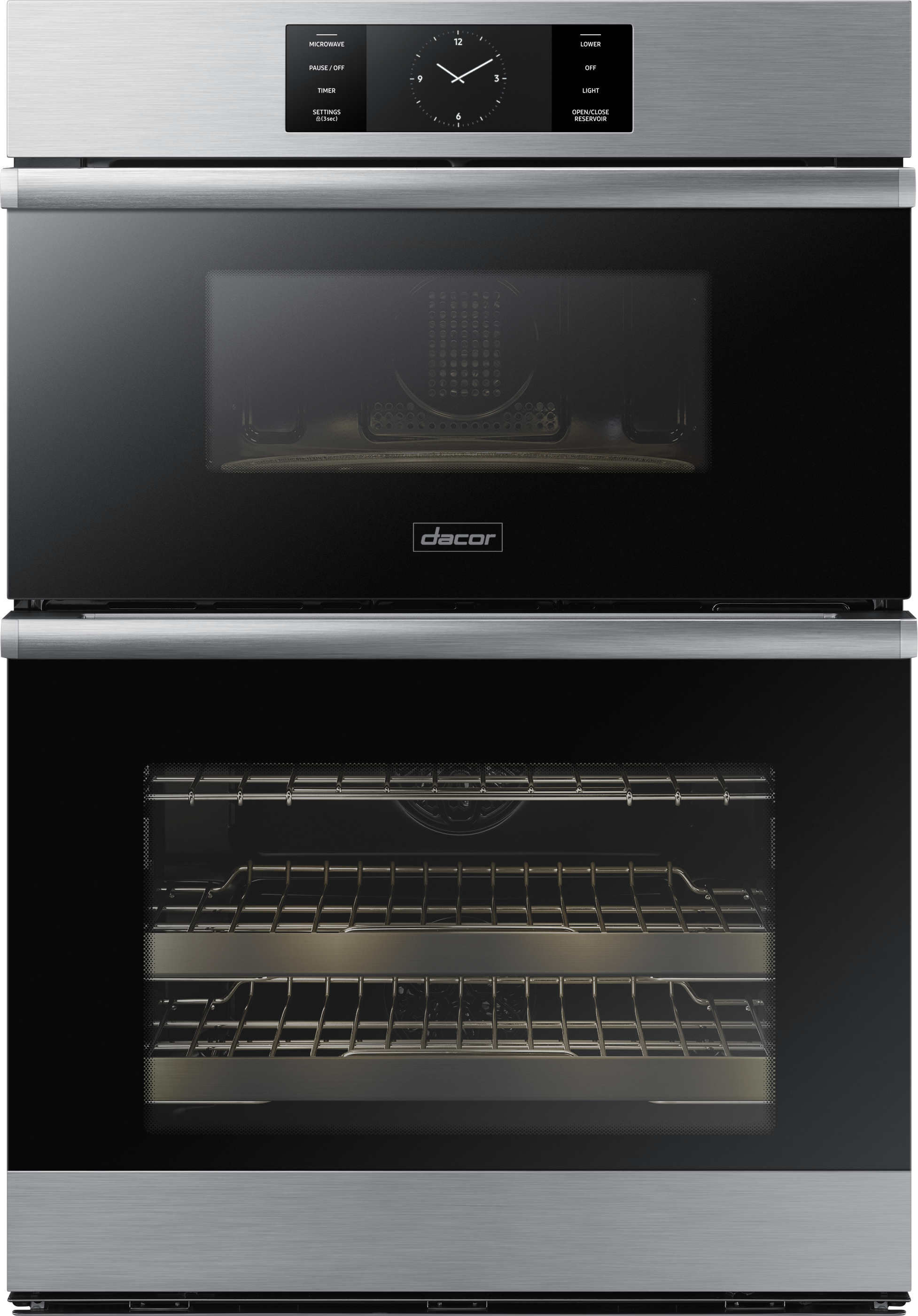 Dacor Modernist 30 Electric Micro Combination Oven Stainless Steel Doc30m977ds