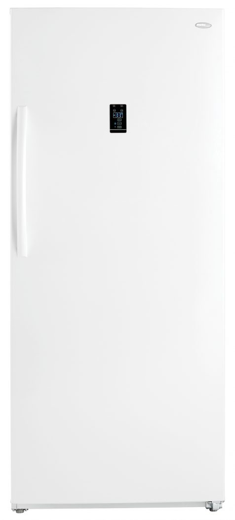 Danby 210 Cu Ft Upright Convertible Freezer White Duf206e1wdd