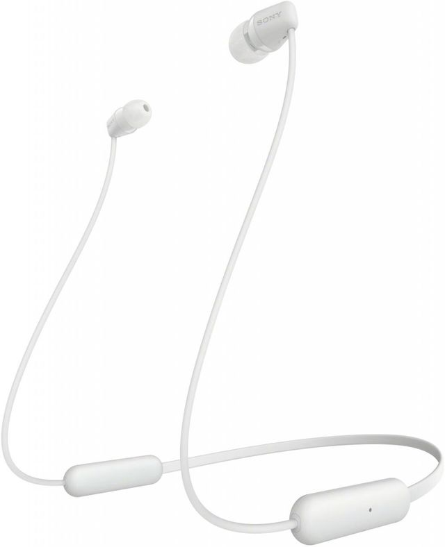 sony white wireless in w