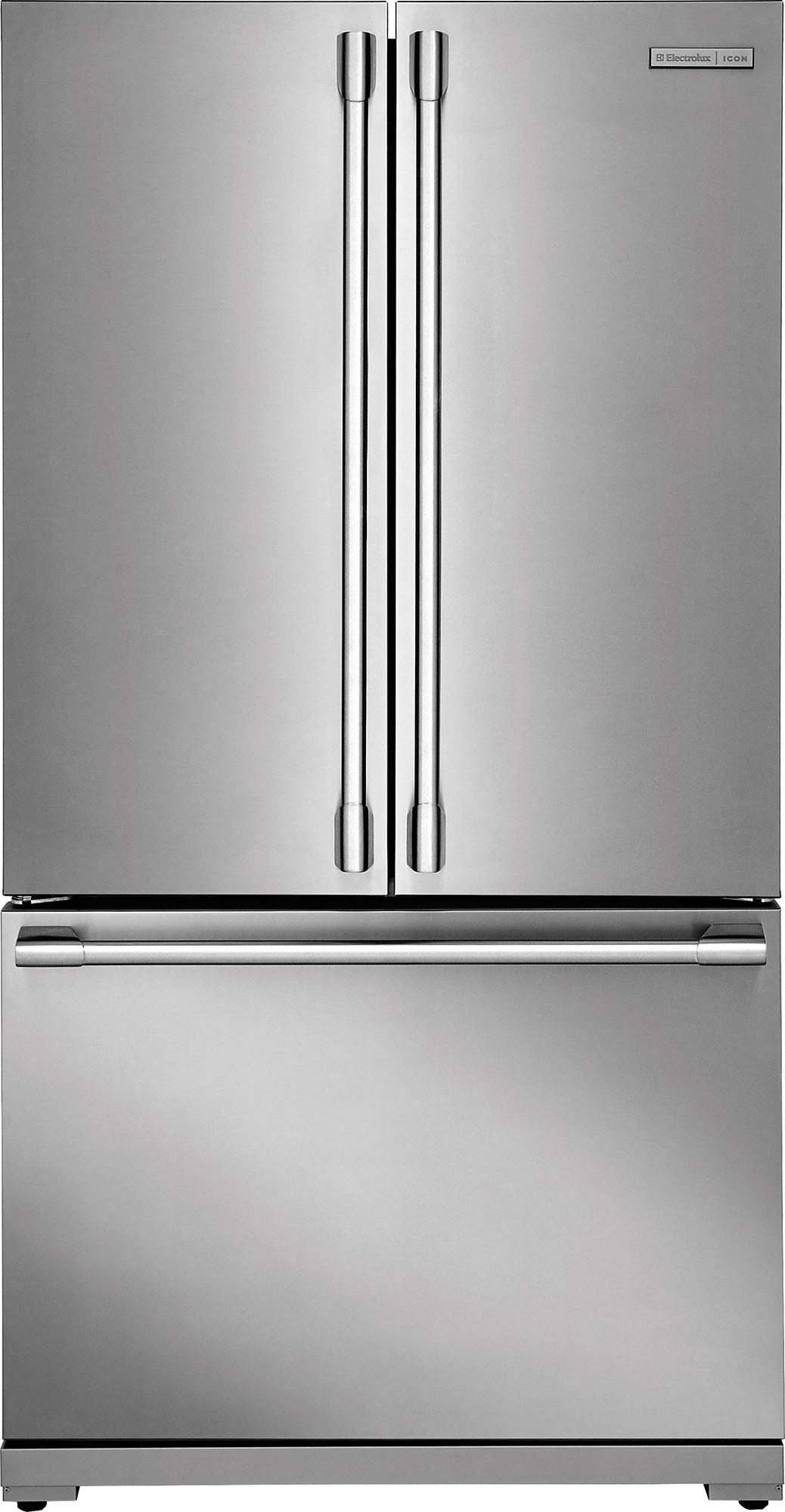 Electrolux ICON® Professional Series 23 Cu. Ft. French Door Refrigerator Stainless  Steel