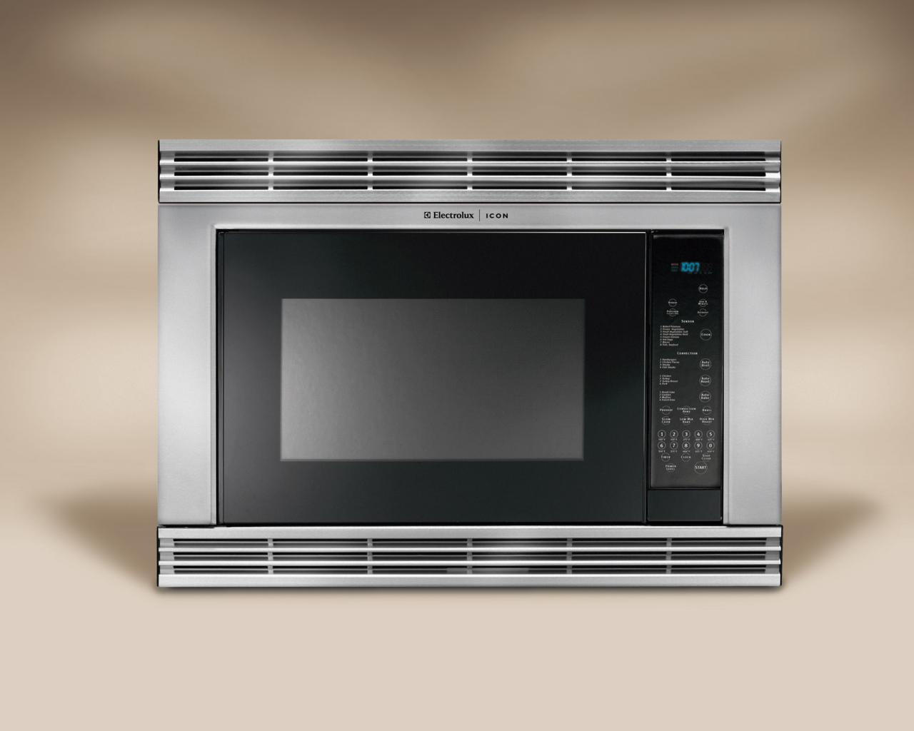 electrolux icon® designer series 1 5 cu  ft  stainless steel built in  microwave-e30mo65gss | tee vax home appliance & kitchen center