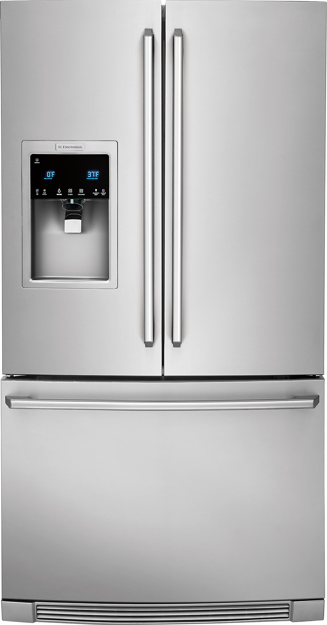 French door refrigerator ft counter depth french door refrigerator stainless steel rubansaba