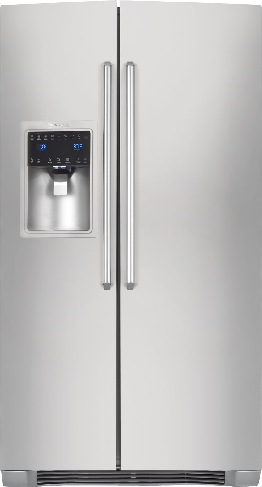 Electrolux 23 Cu. Ft. Counter Depth Side By Side Refrigerator Stainless. Electrolux  Kitchen
