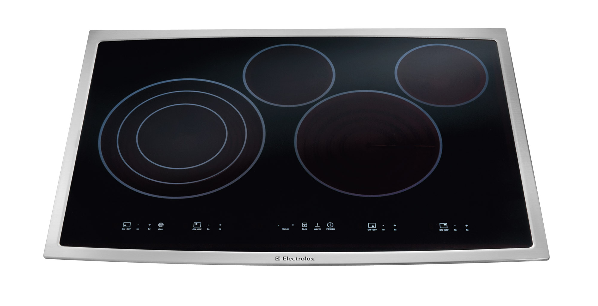 Electrolux 30 Electric Cooktop Stainless Steel Ei30ec45ks Home And Oven Wiring Instructions