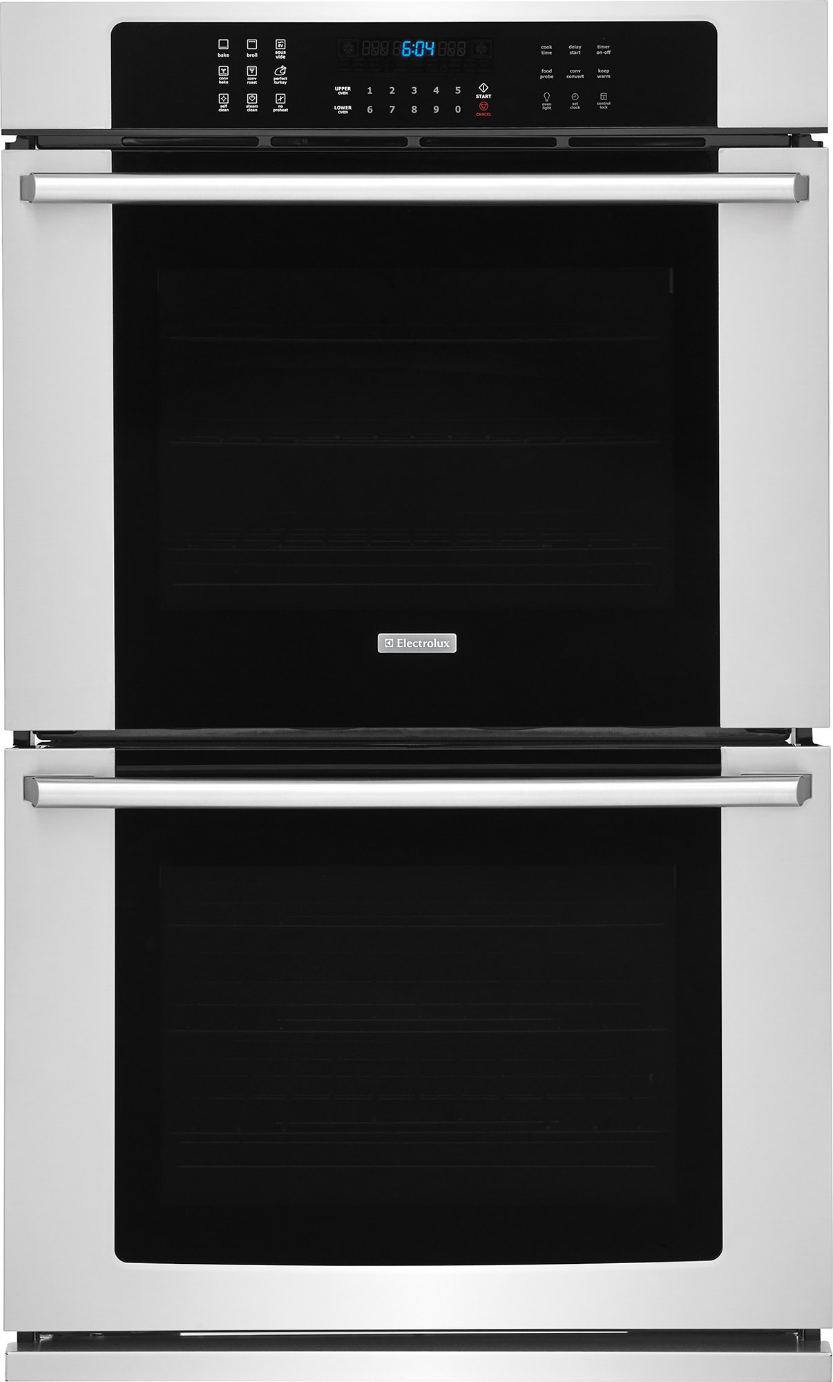 """Electrolux 30"""" Electric Double Wall Oven-Stainless Steel-EI30EW48TS"""