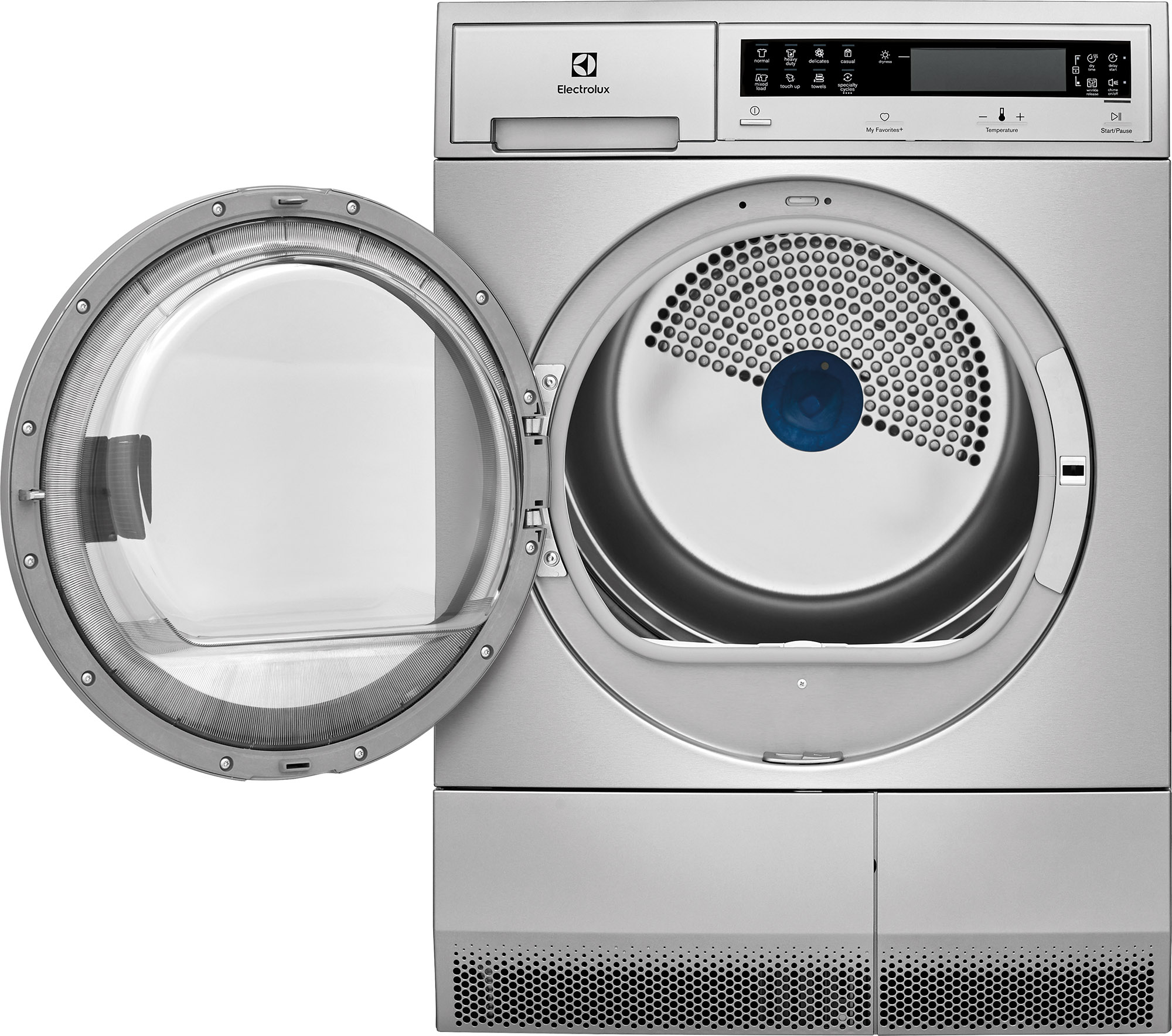 Electrolux Front Load Compact Dryer Stainless Steel Efde210tis Washing Machine Wiring Diagram