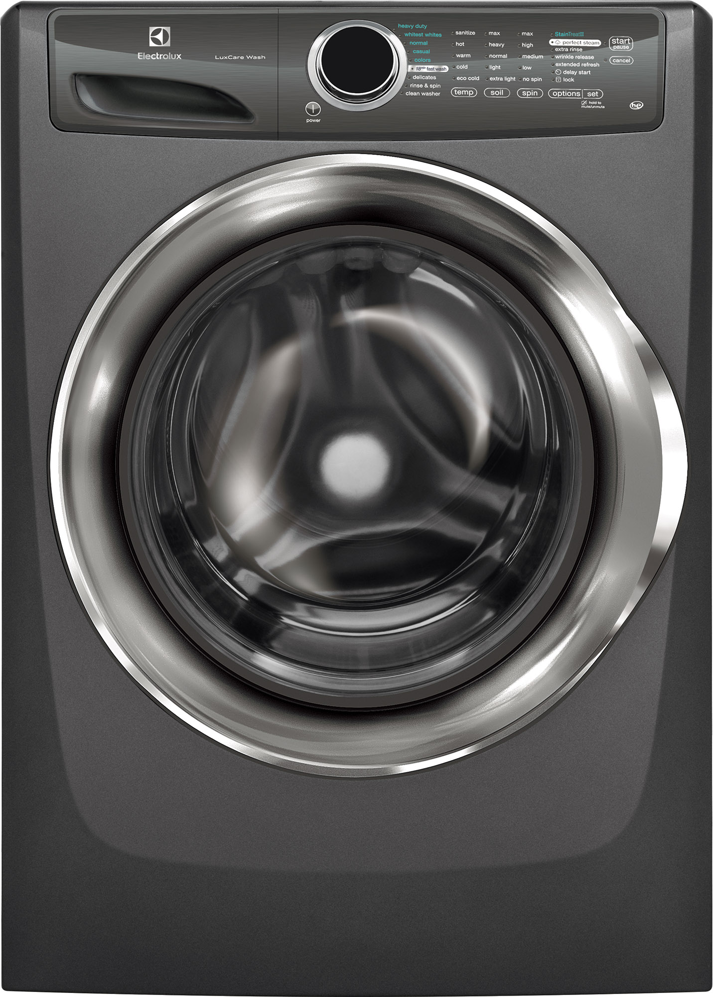 Our catalog electrolux 500 series front load perfect steam washer titanium efls517stt sciox Choice Image