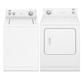 Estate Washer And Dryer Pair Etw4400xq Eed4400wq