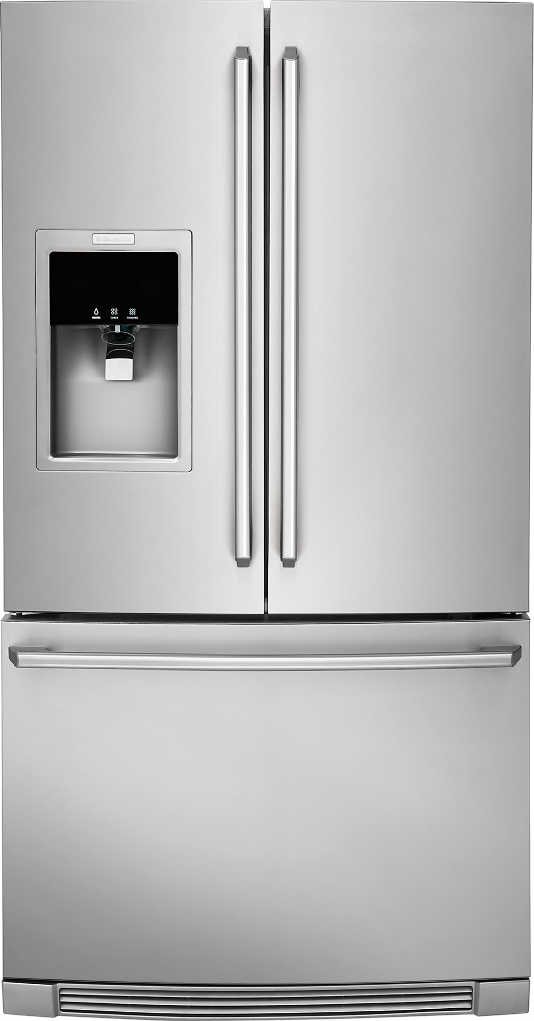Electrolux 215 Cu Ft Counter Depth French Door Refrigerator Wall Oven Wiring Diagram Stainless Steel