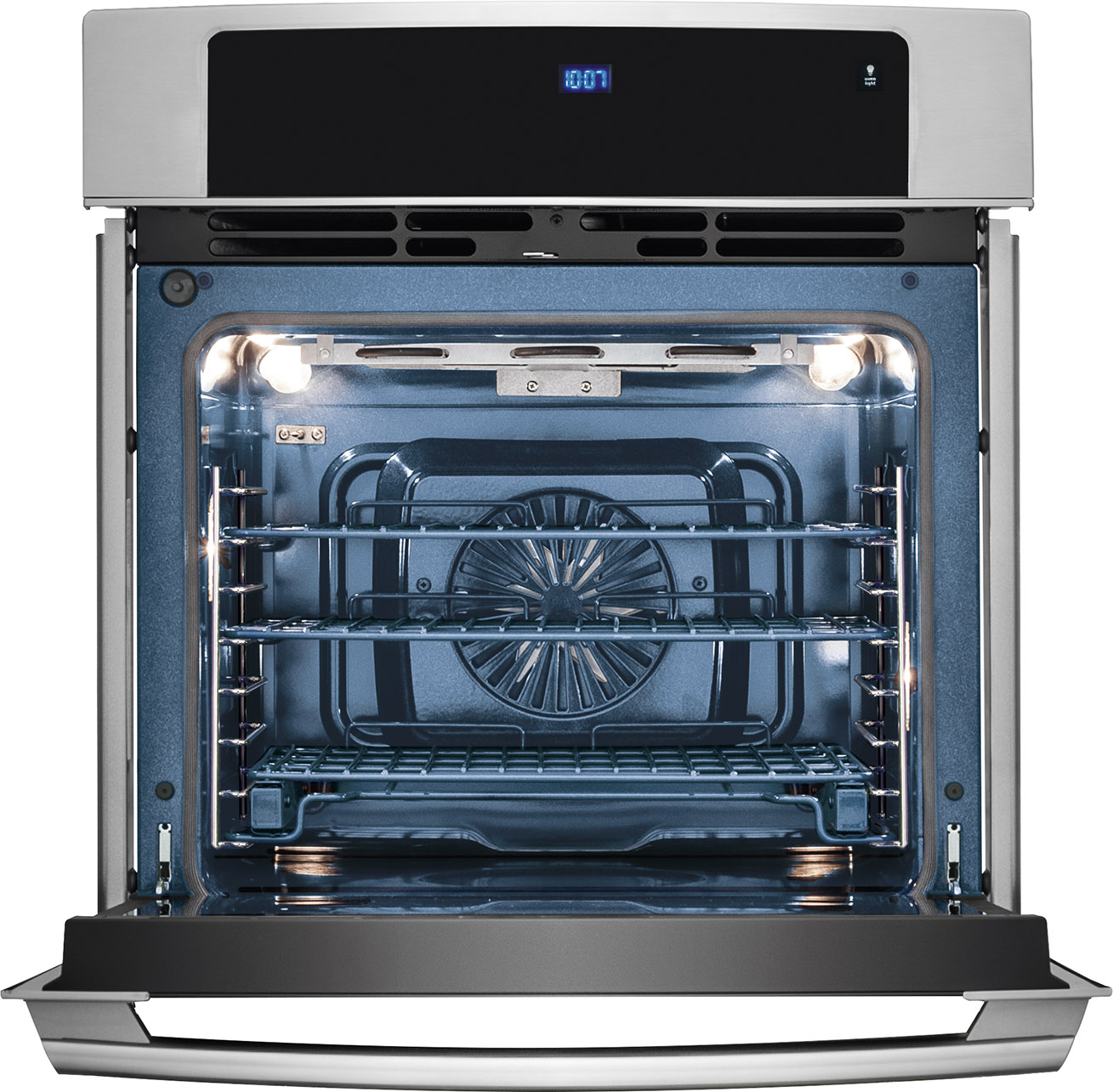Electrolux 27 Built In Electric Single Oven Stainless Steel Ew27ew55ps Hunter Src Wiring Diagram Features