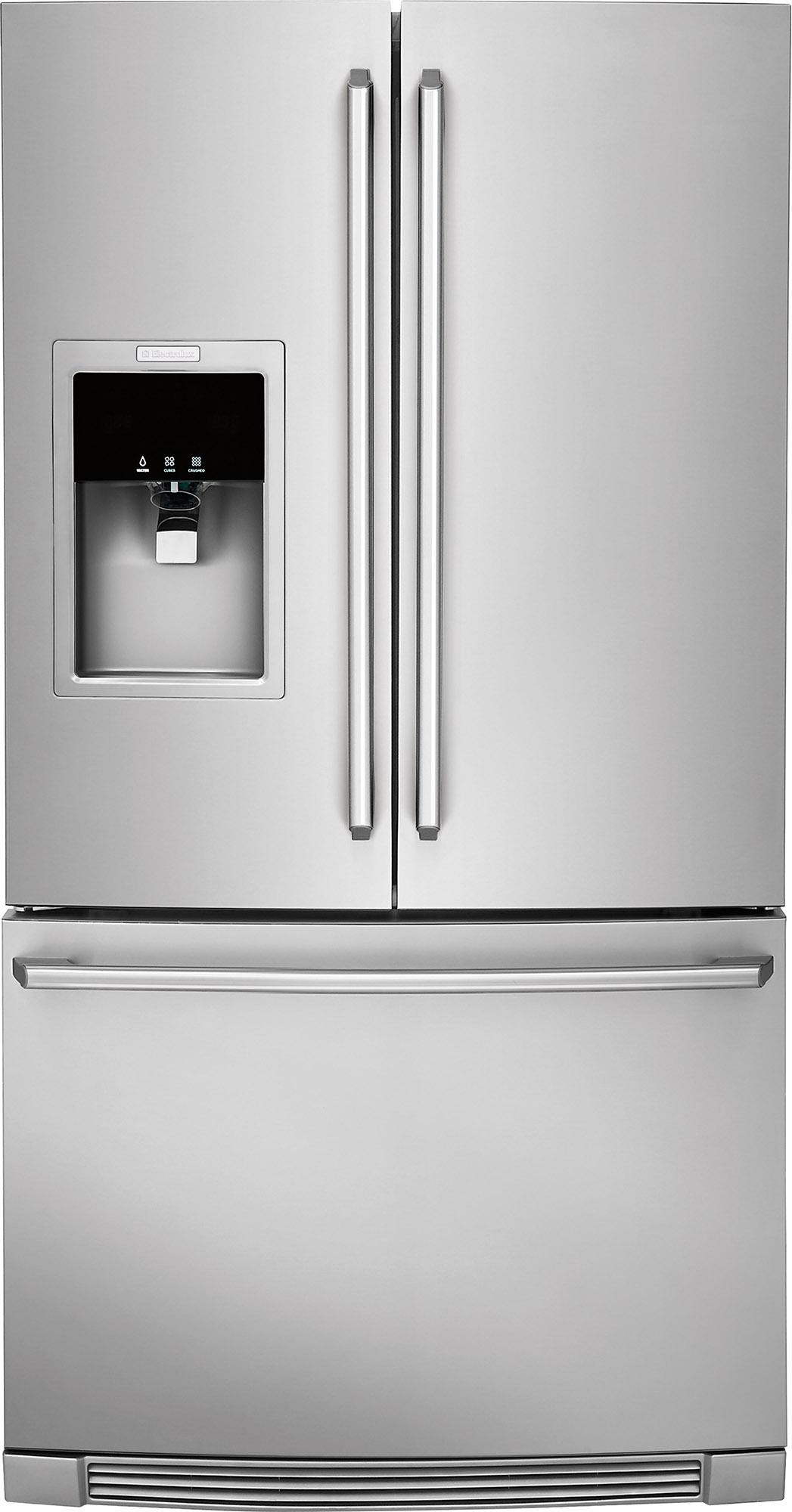 Electrolux 267 Cu Ft Standard Depth French Door Refrigerator Fridge Alarm Circuit Diagram Stainless Steel