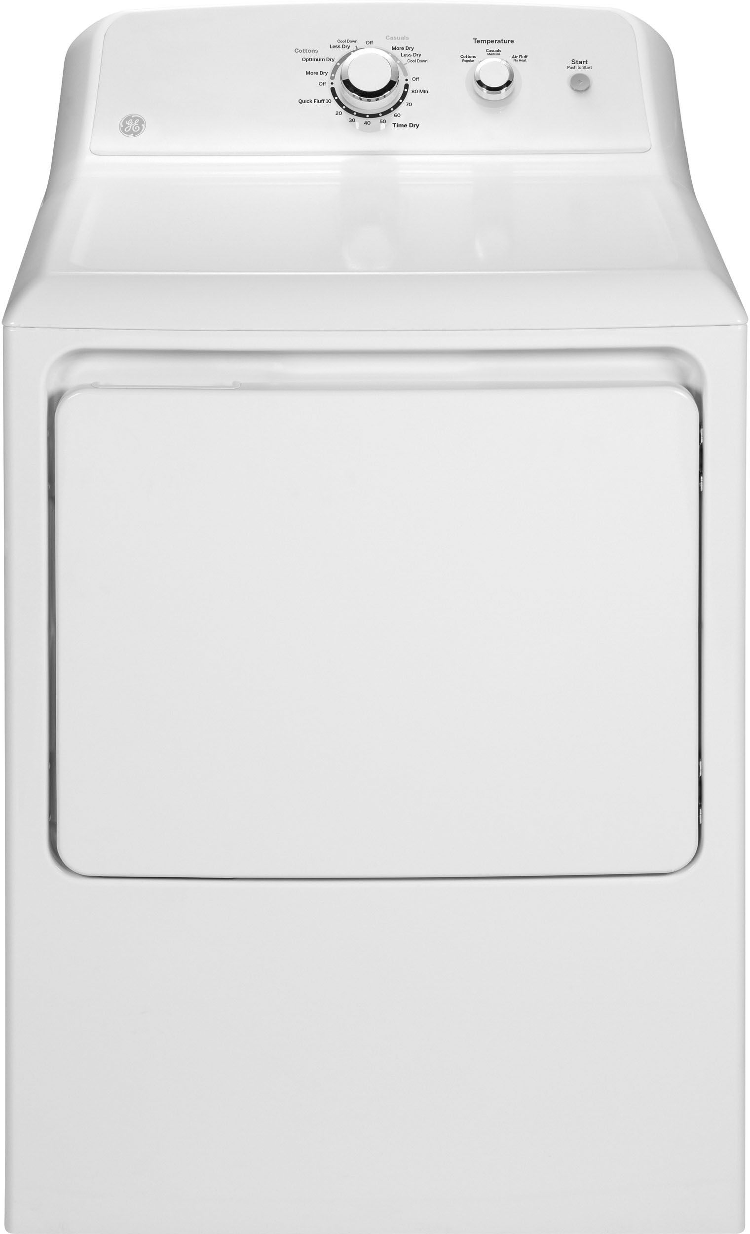 Ge 174 Front Load Electric Dryer White Gtd33easkww Ellis