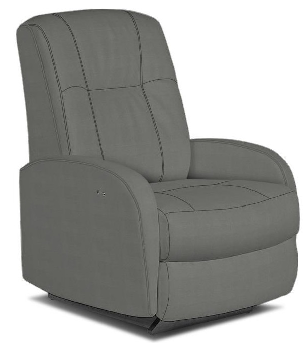 Best Home Furnishings® Ruddick Space Saver® Recliner 2A44
