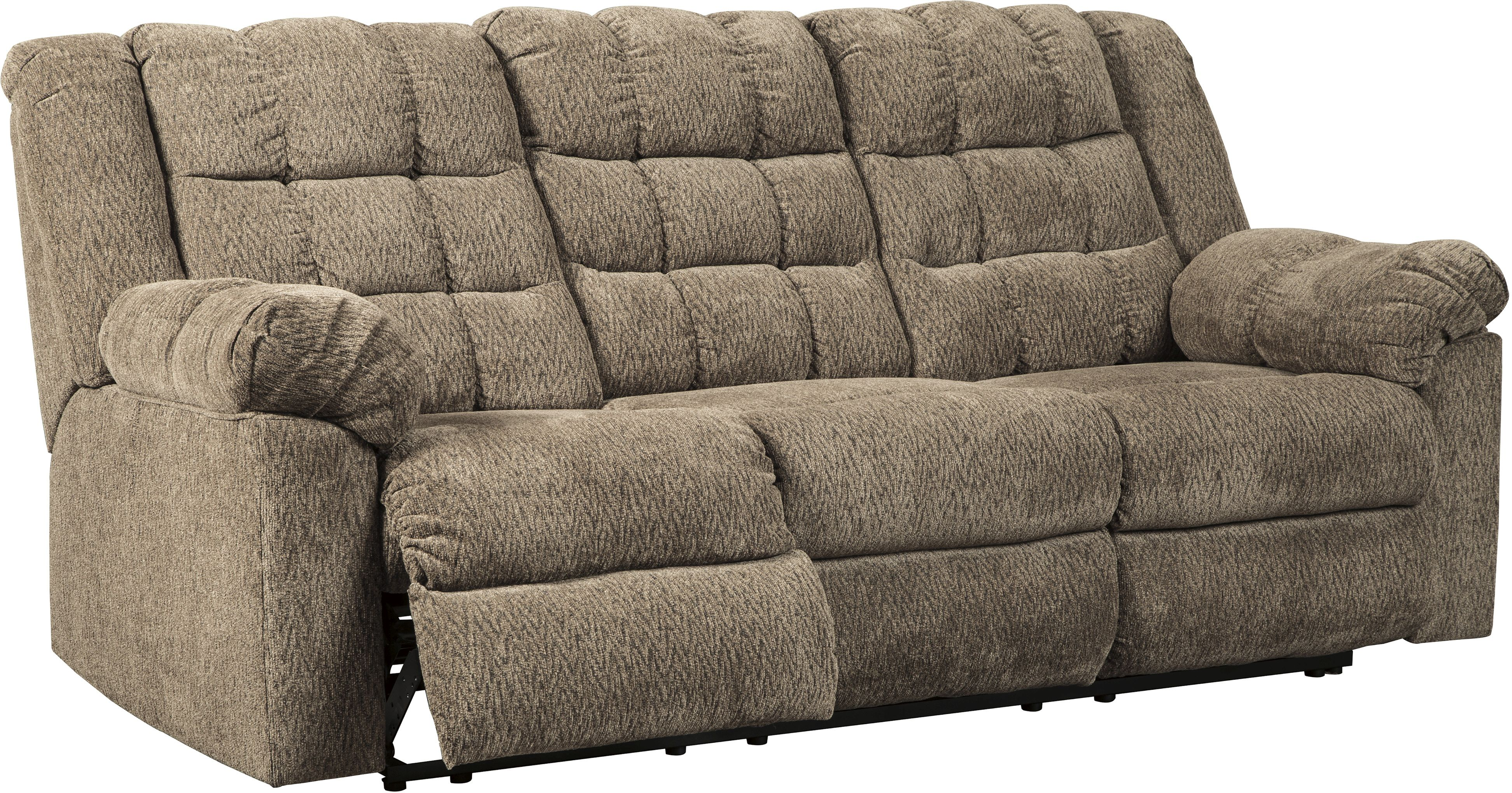 Super Signature Design By Ashley Workhorse Cocoa Reclining Sofa 5840188 Andrewgaddart Wooden Chair Designs For Living Room Andrewgaddartcom