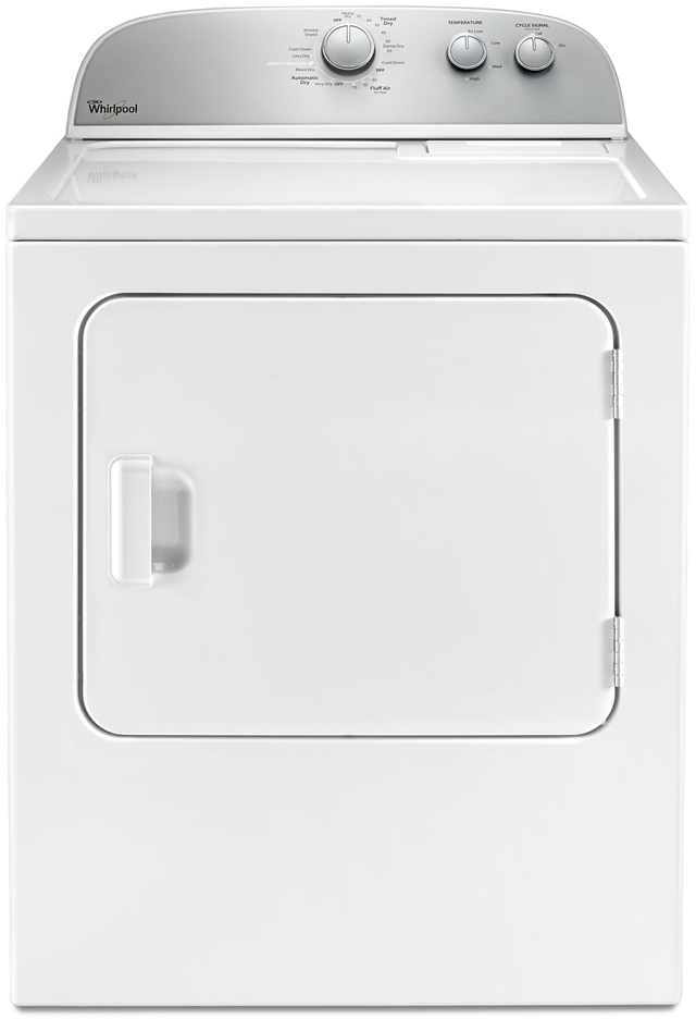 Whirlpool 174 Top Load Electric Dryer White Wed4985ew Bill