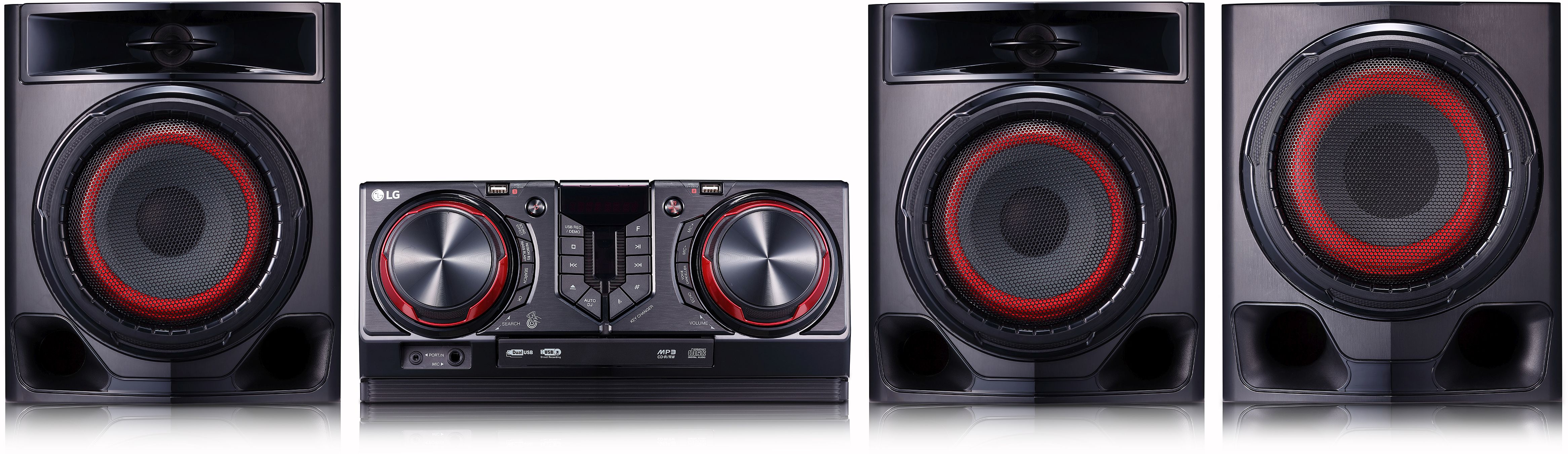 LG XBOOM 720W Hi-Fi Entertainment System-CJ45 | Foothill Appliance