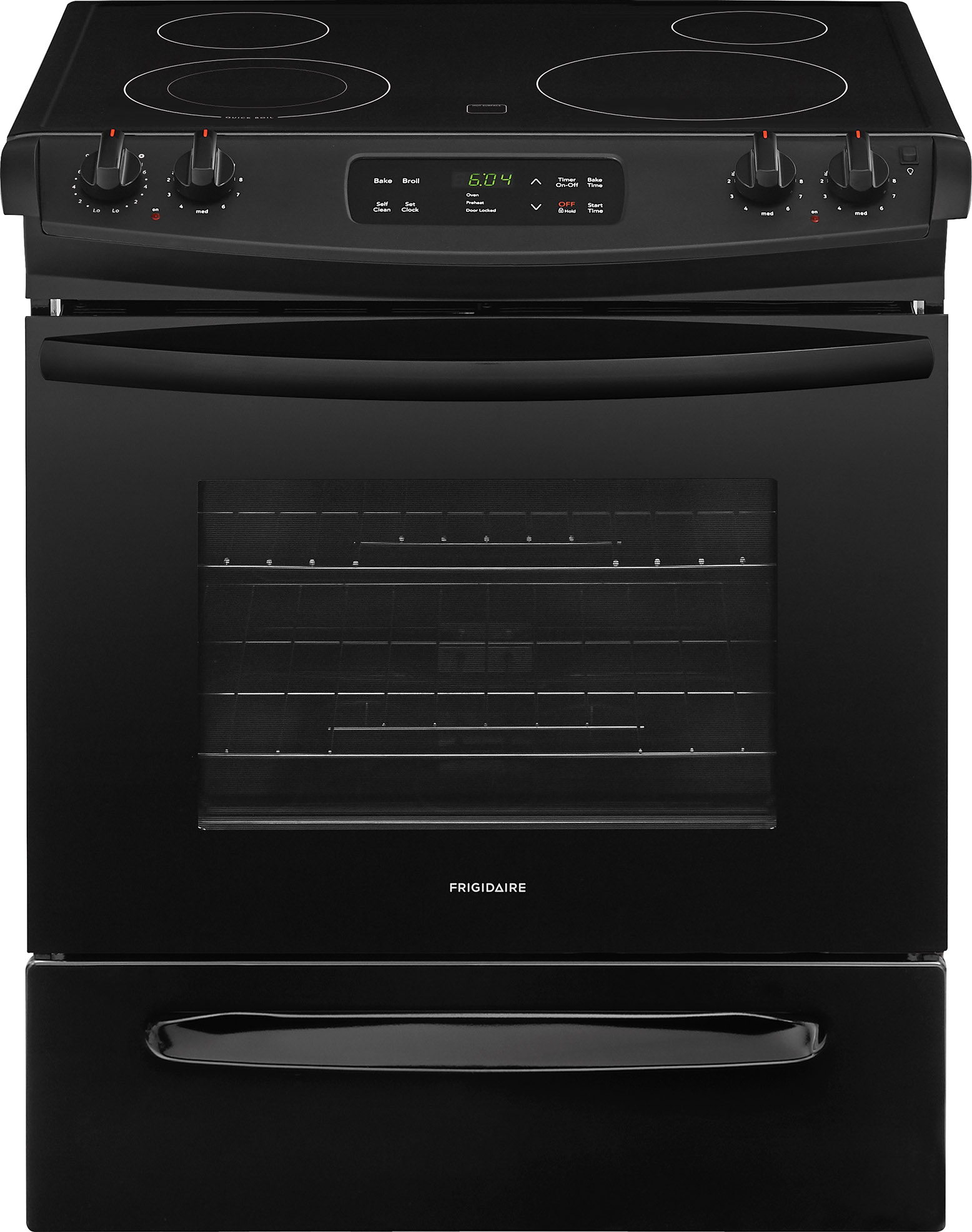 Open Box Save 700 Frigidaire 30 Slide In Electric Range Black Wiring Zones Kitchen