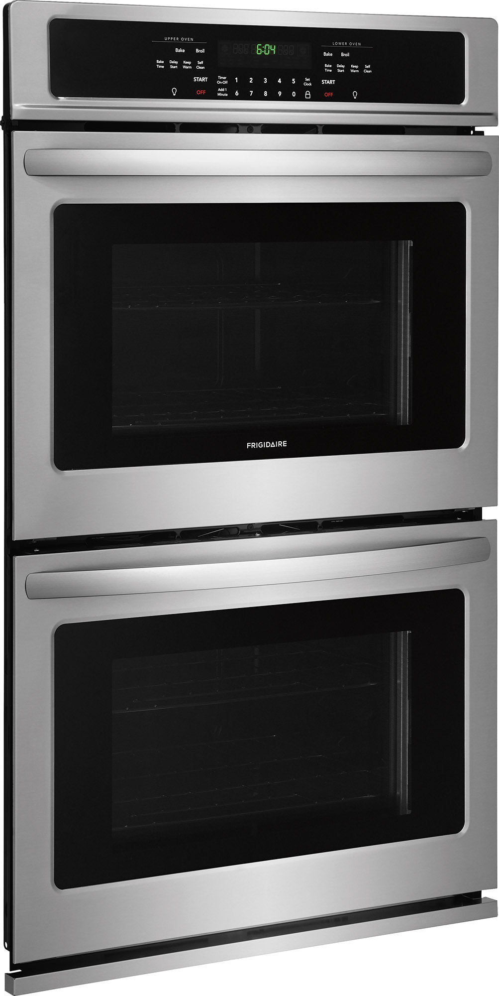 Frigidaire 27 Electric Double Oven Built In Ffet2726t Home 1450 Microwave Schematic Image Touch Control Panel Circuit Stainless Steel Ffet2726ts