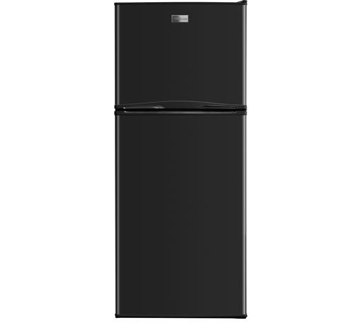 Ft. Top Freezer Apartment Size Refrigerator Black FFTR1222QB