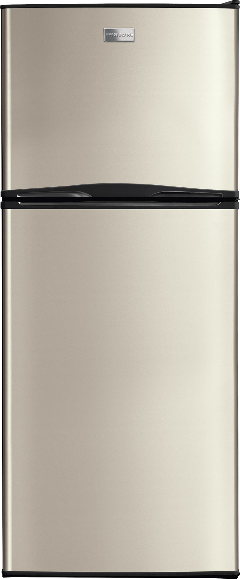 Frigidaire 12 Cu. Ft. Top Freezer Apartment Size Refrigerator ...