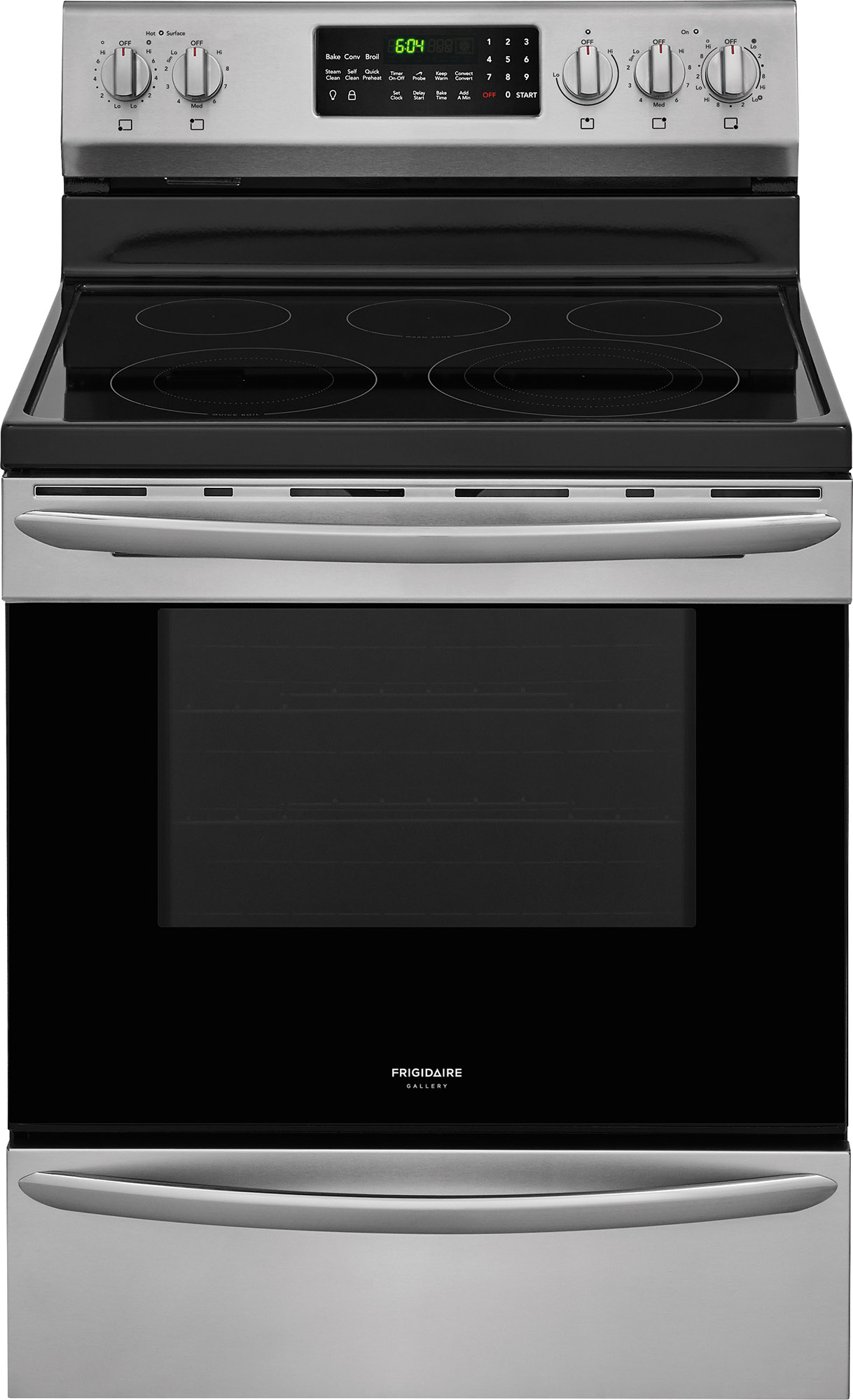 Frigidaire Gallery 30 Free Standing Electric Range Stainless Steel Fgef3059tf