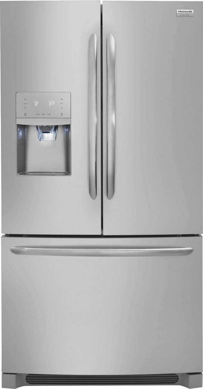 Frigidaire Gallery 174 21 7 Cu Ft Stainless Steel Counter